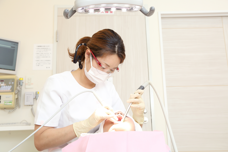 全身の健康を考えた歯科医療を提供しています